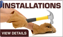 Installation services | Any Shed - Garden Sheds and Sectional Buildings